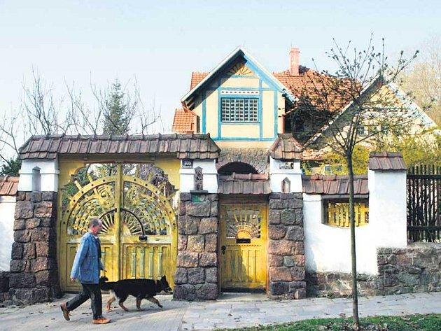Jurkovičovu vilu čeká rozsáhlá rekonstrukce.