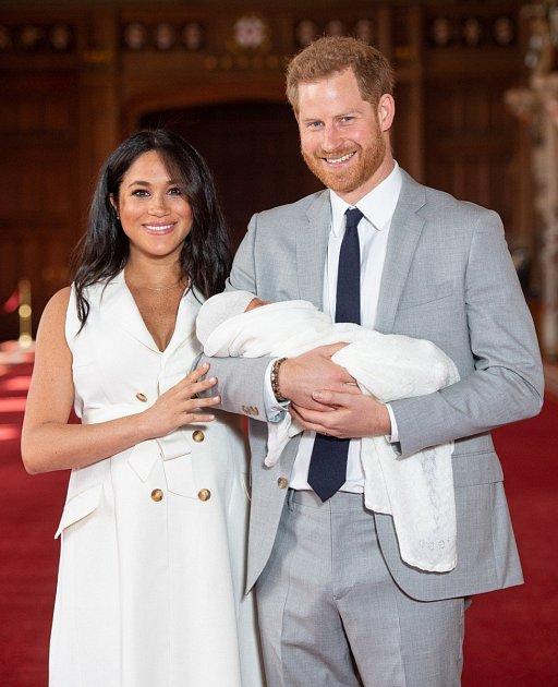 Meghan Markle a princ Harry