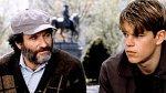 Zlatou sošku získal až zadrama Dobrý Will Hunting (1997), kesi zahrál sMattem Damonem.