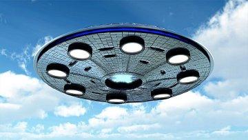 Létající disk zmizel velmi rychle, ale zároveň zcela neslyšně.