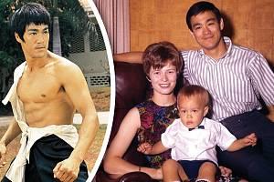 Bruce Lee, obávaný bojovník, ale i milý chlapík.