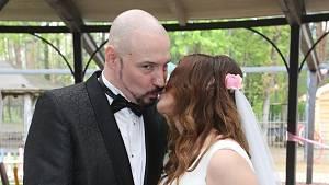 Bohuš Matuš a Lucie Bohušová