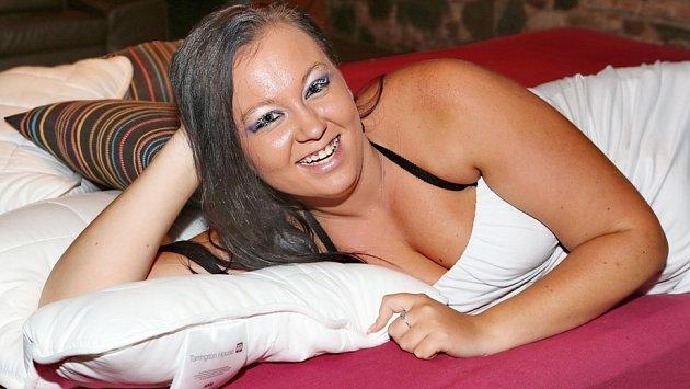 Ania Lisewska je prý sexuální dračice!