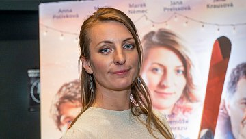 Anna Polívková partner