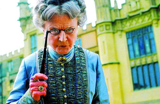 Vroce 2005 si zahrála vefilmu Kouzelná chůva Nanny McPhee.
