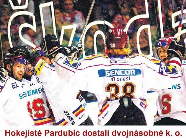Hned desetkrát se takto sparťané radovali v úvodních dvou duelech. Svoji gólovou smrští zničili Pardubice.