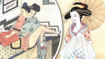 Prostituce bujela také ve staré Číně.