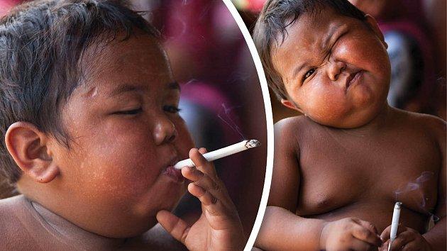 Tyhle fotky šokovaly svět. Dnes už ale Ardi nekouří a je úplně jiný.
