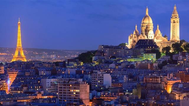 Kouzelné hlavní město Francie