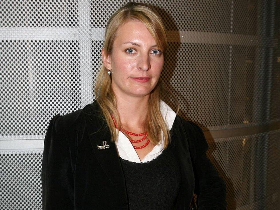 Anna Polívková je po rozchodu single.