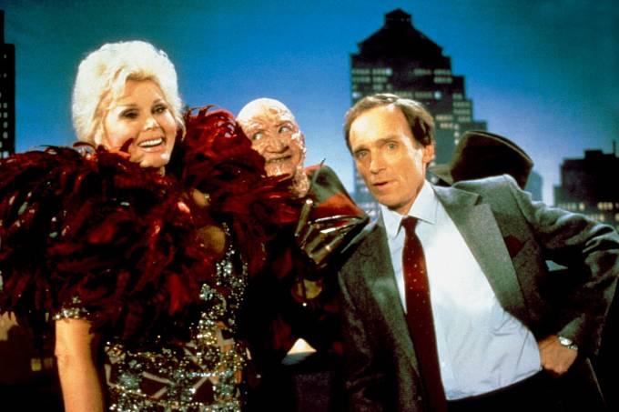 Nasklonku kariéry hrála už jen cameo role, jako třeba vNoční můře zElm Street 3 (1987).