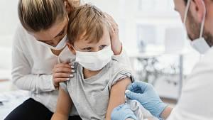 Očkování u dětí
