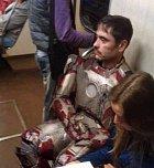 Iron Manovi došlo palivo?