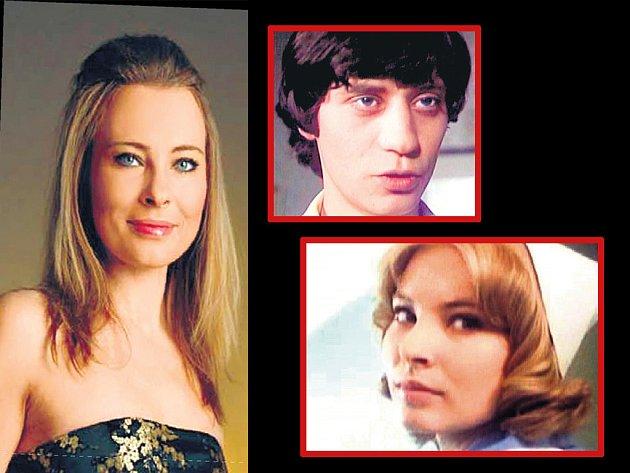 Po slovenské herečce Adrianě Tarábkové (41) se ale po natáčení v roce 1985 doslova slehla zem.