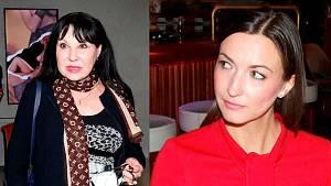 Dagmar Patrasová Lucie Gelemová