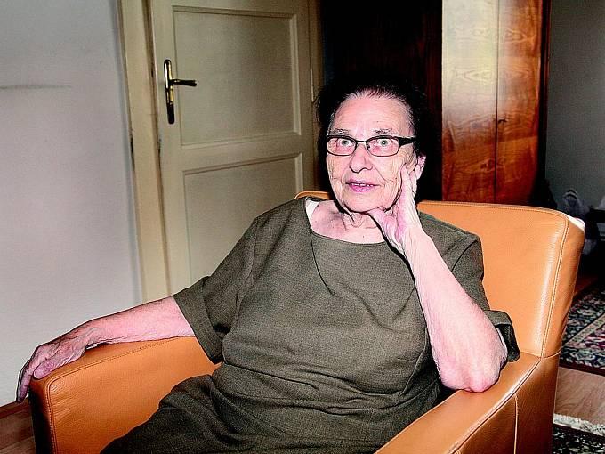 Identitu svého zachránce se Dagmar dozvěděla až o mnoho desítek let později.