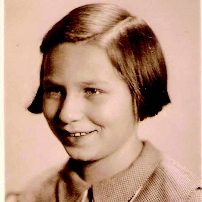 Dagmar na fotografii z roku 1939