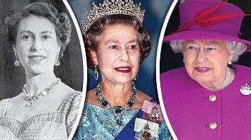 Královna Alžběta II. a tok času