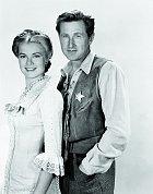 Poboku Grace Kellyové vewesternu Vpravé poledne (1952).