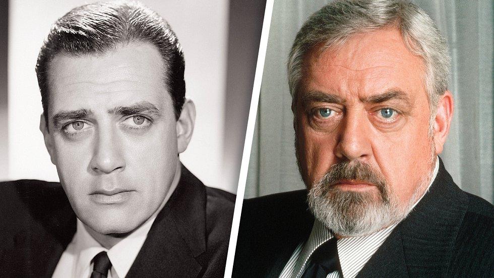 Seriálový právník Perry Mason byl jeho životní rolí.
