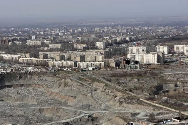 Metropole Biškek je největším městem.