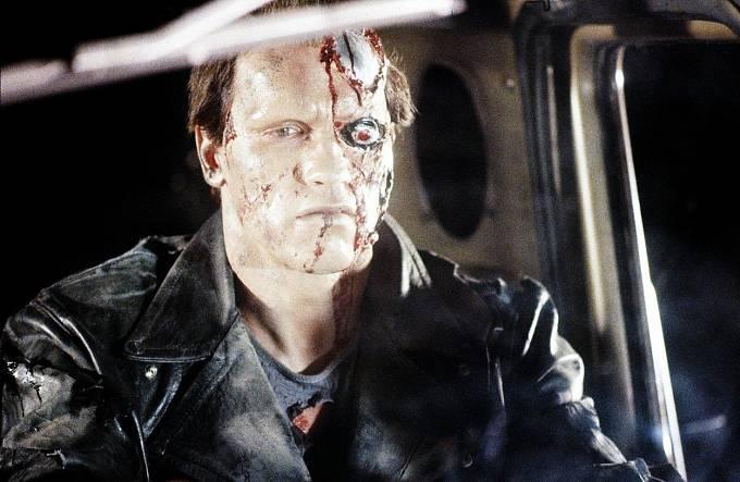 Terminátor (Arnold Schwarzenegger)