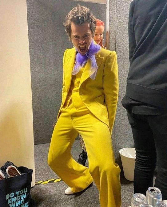 Jeho módní výstřelky vyvolávají u fanoušků vášnivé diskuze.