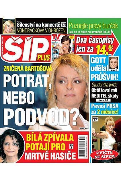 Titulka 10. 9. 2009