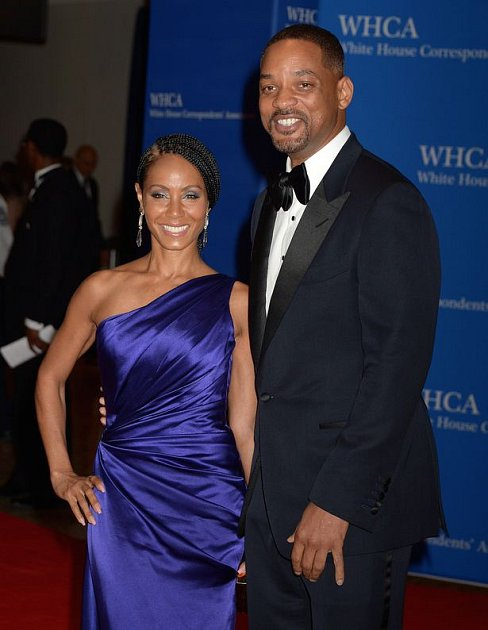 Jada Pinkett-Smmith Will Smith