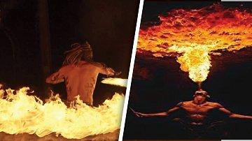 Fire Demons dokáží opravdu nepředstavitelné kousky.