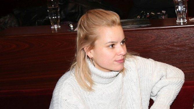Patricie Pagáčová studovala humanitní studia na Metropolitní univerzitě.