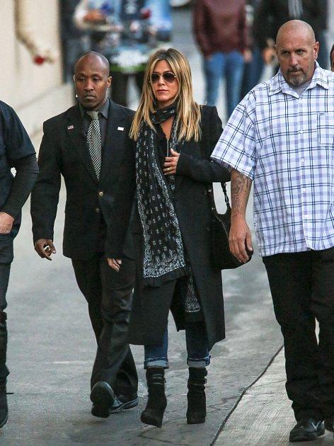 Jennifer Aniston vidají fanoušci čím dál častěji samotnou.
