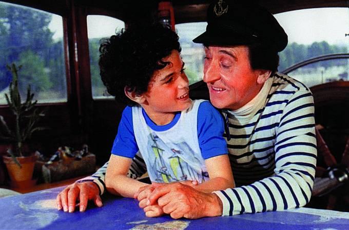 V80. letech se objevoval vefilmech, které unás nejsou známé, jako třeba Salut la puce (1983).