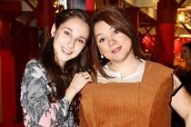Magda Malá a Natálka Grossová