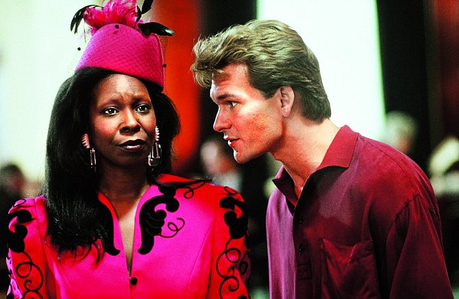 Whoopi Goldberg získala zafilm Duch (1990) Oscara.