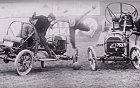 V roce 1910 se uvažovalo o hře s názvem autopolo, ale, jak je asi jasné, šlo o hodně nebezpečný sport.