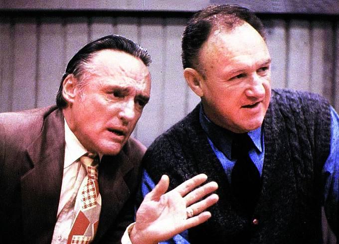 Další opilecký part  si střihl vefilmu Hráči zIndiany (1986). Dočkal se zaněj nominace naOscara.