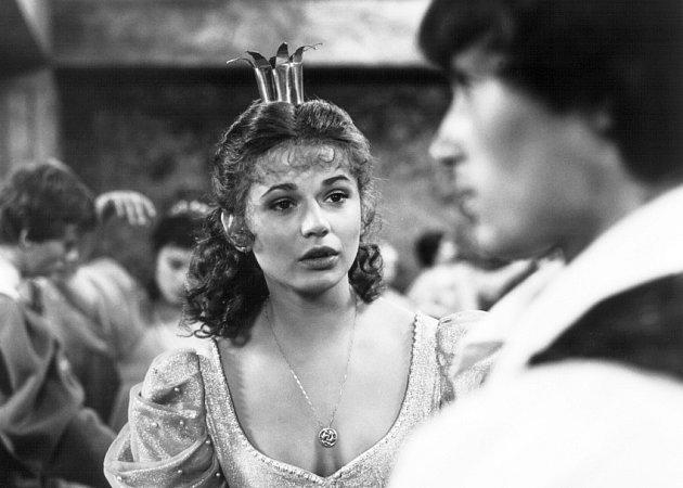 Andrlová byla vosmdesátých letech velmi oblíbenou princeznou.