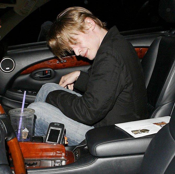 2007 a Macaulay Culkin začal experimentovat s drogami
