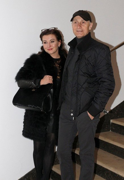 Oroli se ucházela iDana Morávková a Josef Carda.