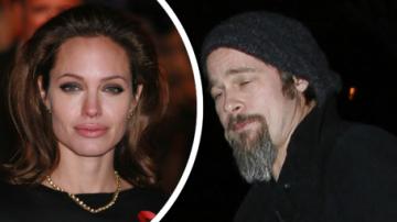 Angelina a Brad pitt