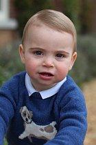 Princ Louis slaví 1. narozeniny