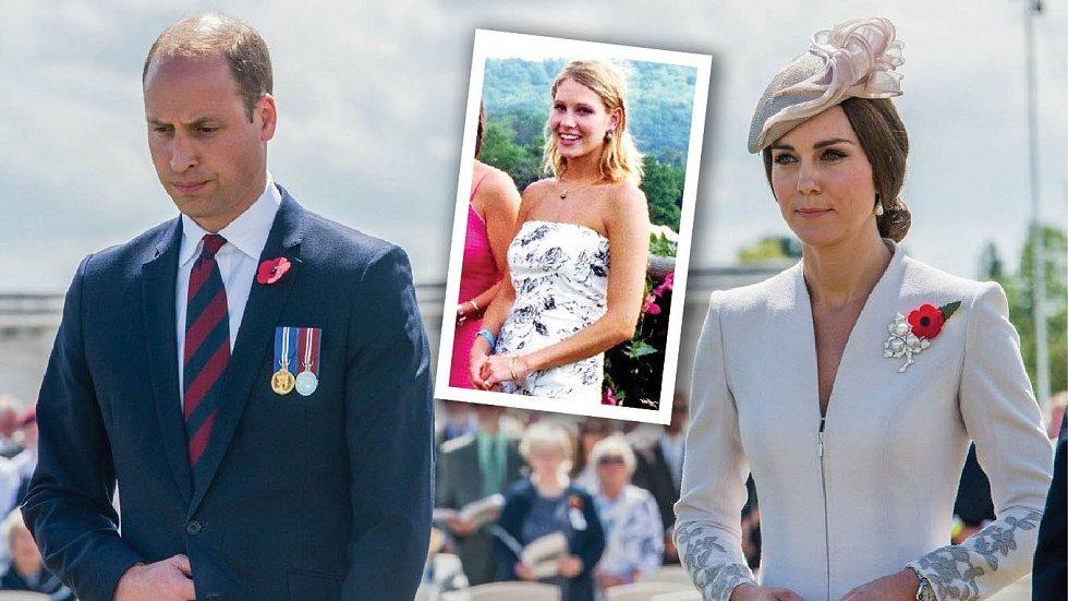Problémy v manželství chce William řešit novým vztahem. A Kate nejspíš pukne vzteky!