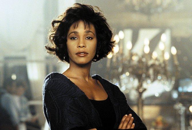 Whitney Houston ve filmu Osobní strážce, 1992