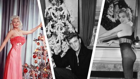 Hvězdy minulého století: jak slavily vánoce?