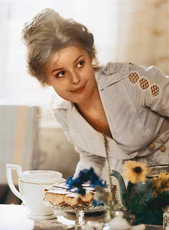 Vašáriová byla hvězdou legendární komedie Postřižiny.