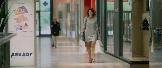 Adéla Gondíková ve filmu Sezn@mka