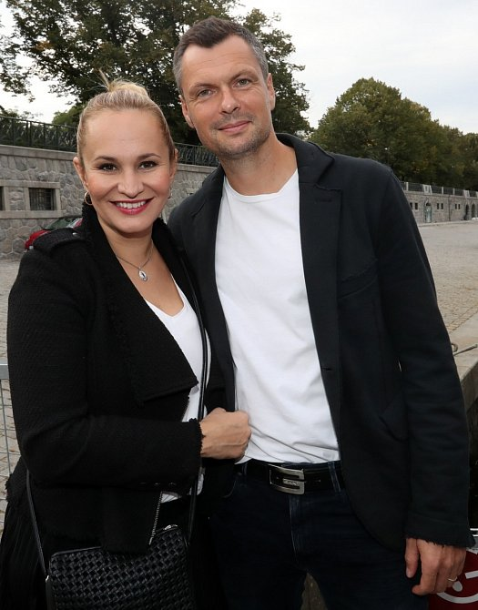 Monika Absolonová a Tomáš Horna už netvoří pár.