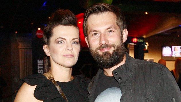 Marta Jandová s manželem Miroslavem Vernerem