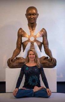 Další ze soch australské sochařky.